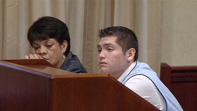 A Miami University student who claims he was coerced into a plea deal was in court again.