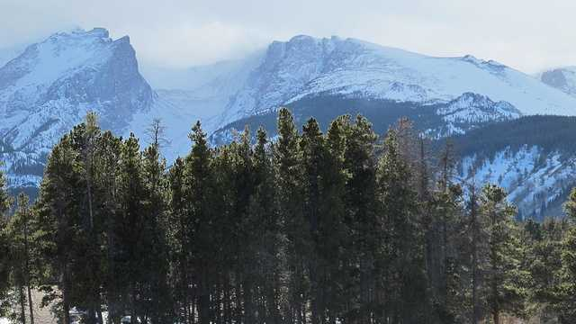 5. Rocky Mountain National Park, ColoradoVisitors in 2012: 3,229,617