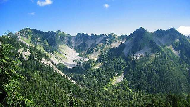 7. Olympic National Park, WashingtonVisitors in 2012: 2,824,908