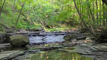 10. Cuyahoga Valley National Park, OhioVisitors in 2012: 2,299,722