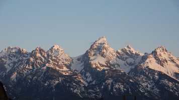 8. Grand Teton National Park, WyomingVisitors in 2012: 2,705,256
