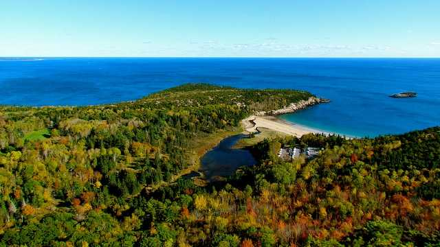 9. Acadia National Park, MaineVisitors in 2012: 2,431,052