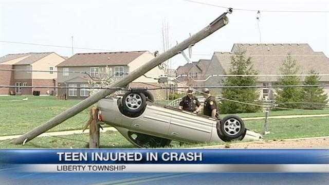 041413 Liberty twp car accident