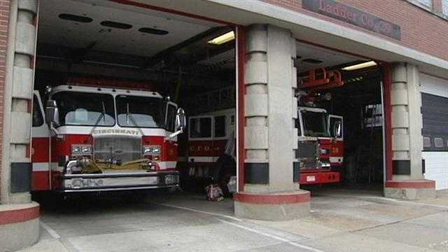 Fire officials announced the impact Cincinnati residents may feel if nearly 120 firefighters are cut to help balance the Cincinnati City Budget.