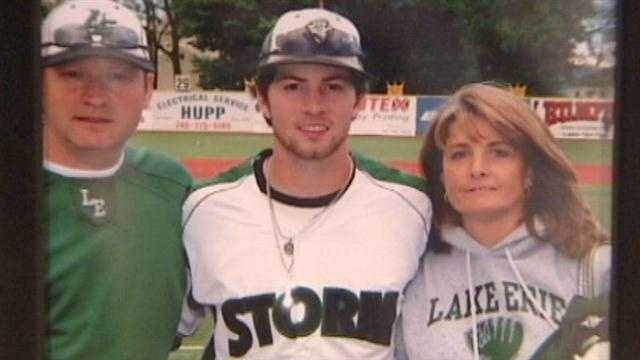 A special tournament was held for a baseball player who died too young.