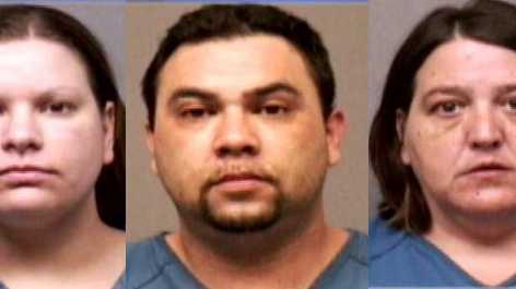 Marlaina Todd, Nestor Garlejo, Kimberly Whitworth
