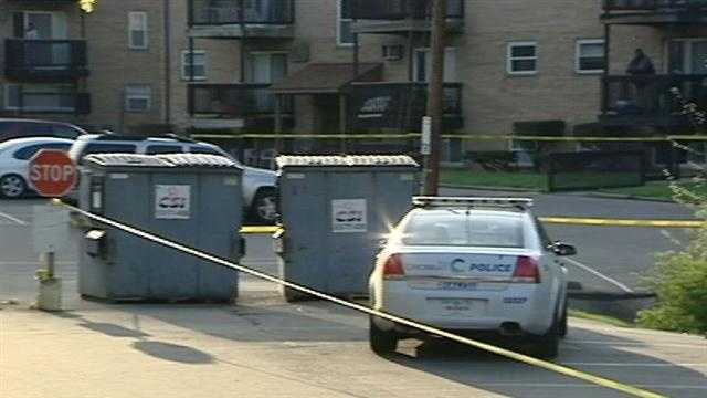 At least one man was shot and killed Sunday afternoon in North Fairmount.