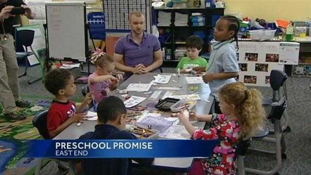 A group of city leaders is promising to work together on universal preschool in Cincinnati.