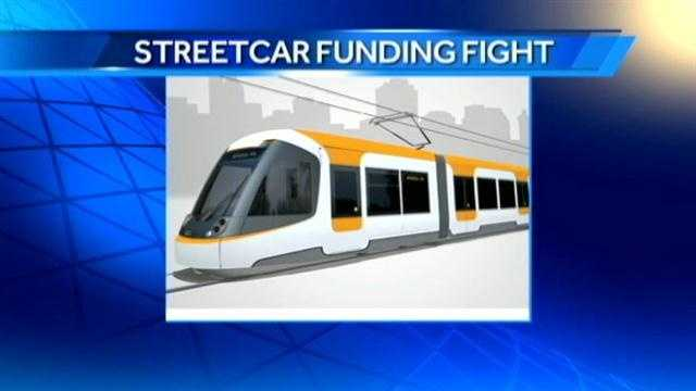 "The viability of Cincinnati's Streetcar Project is, in the words of the city's vice mayor, ""at a critical juncture."""