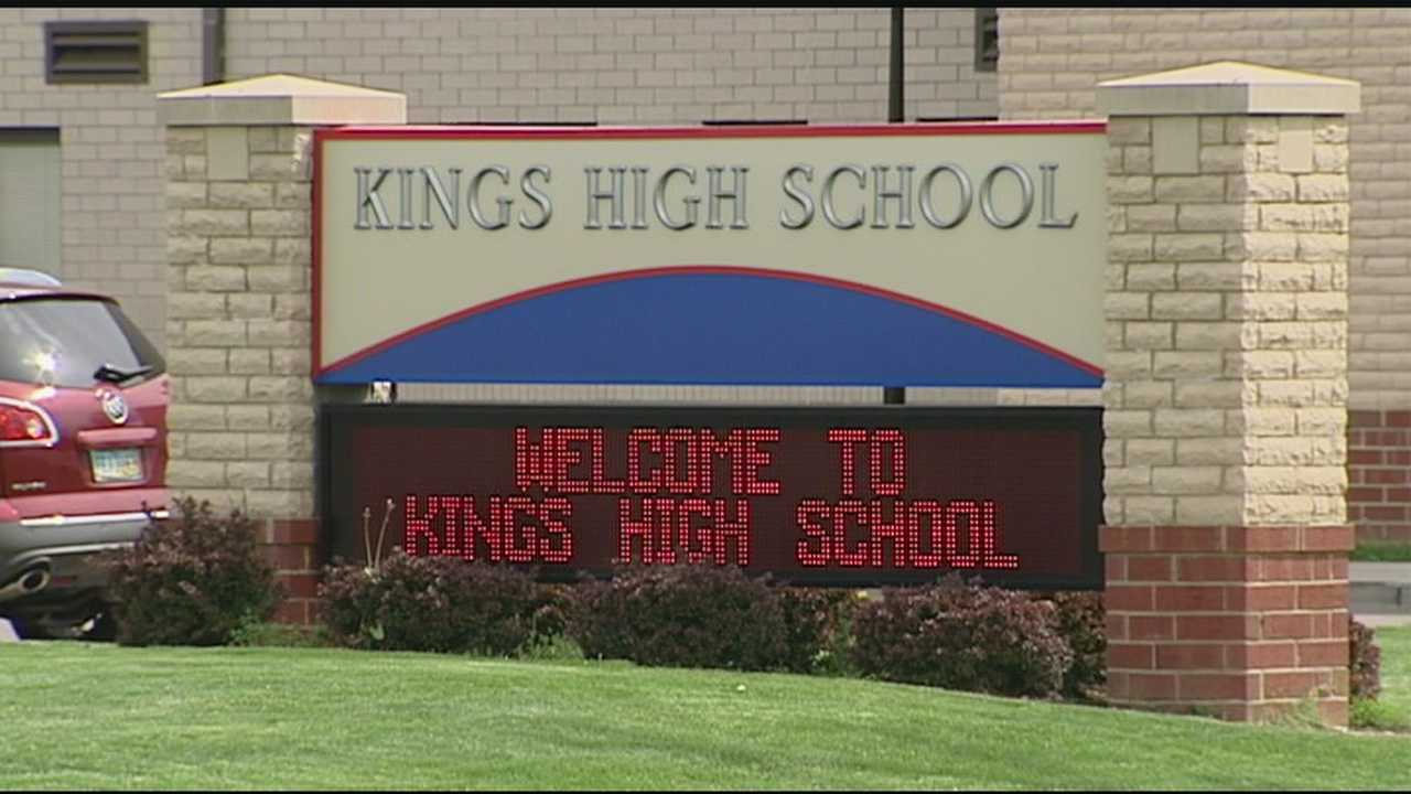 Softball players at a Warren County school have been suspended for hazing.