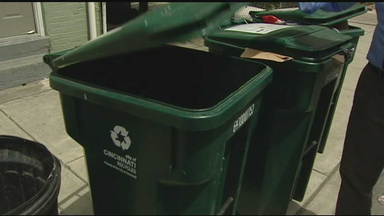 Low participation dooms recycling incentives program