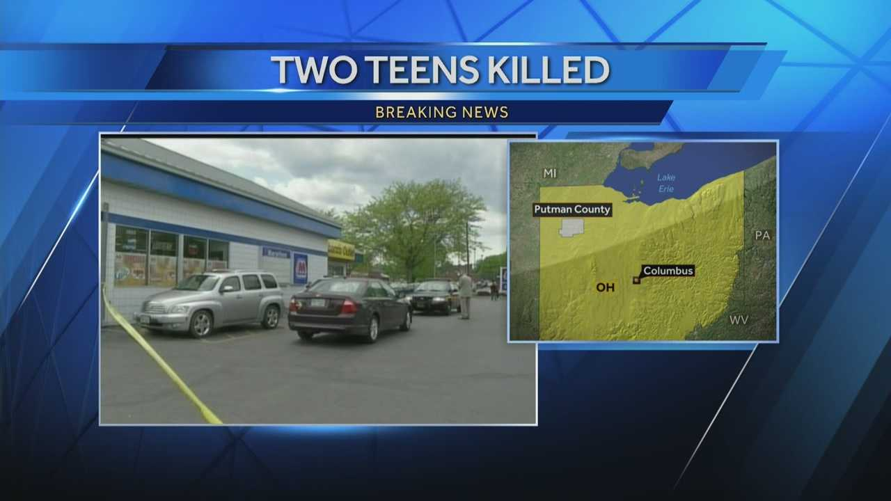 Two teens reported missing in an Amber Alert have been found dead.