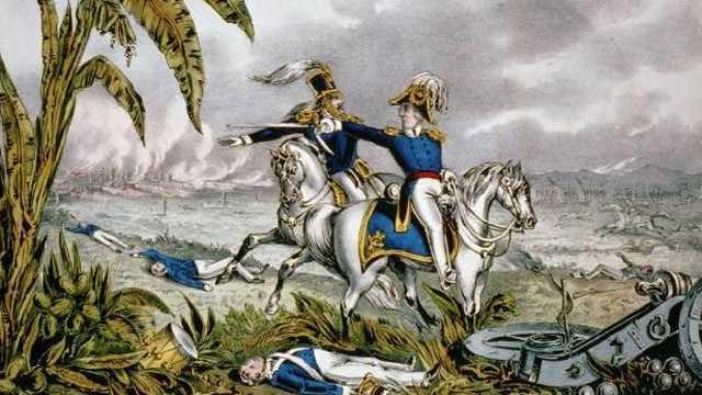 Mexican-American War, 1846