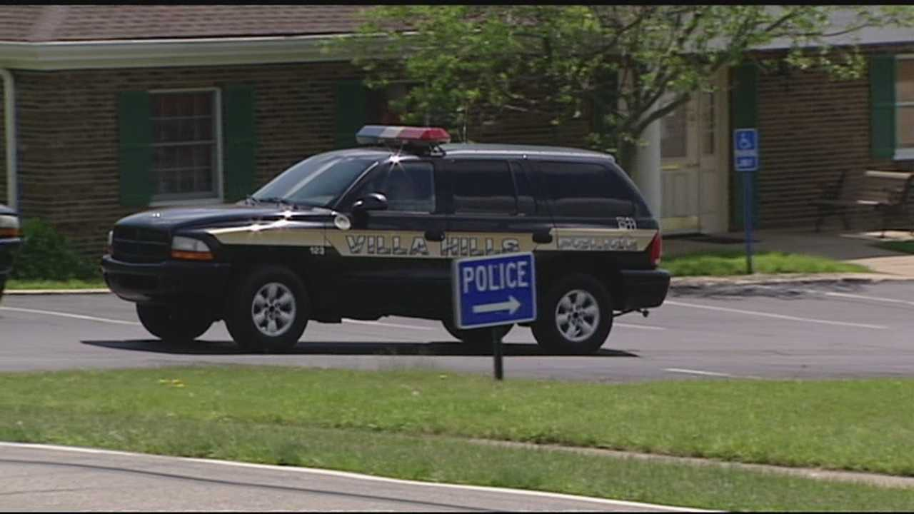 The police in Villa Hills are investigating a rash of home break-ins.
