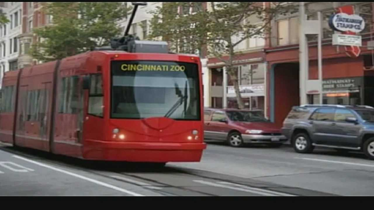 Cincinnati's financially-ailing streetcar project will be back before City Council on Monday.