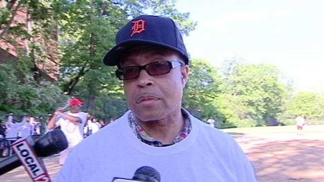 Raw interview: Chief Craig deferrers comment on Detroit position