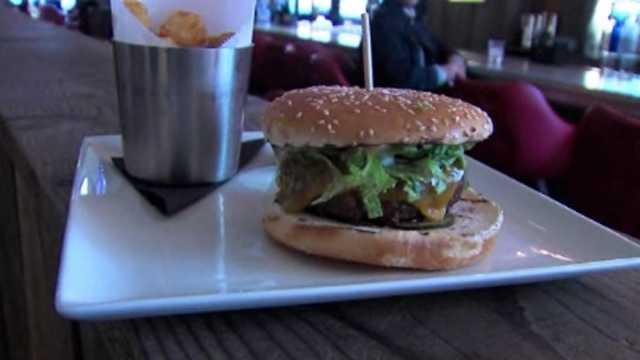 Charles Ramsey burger