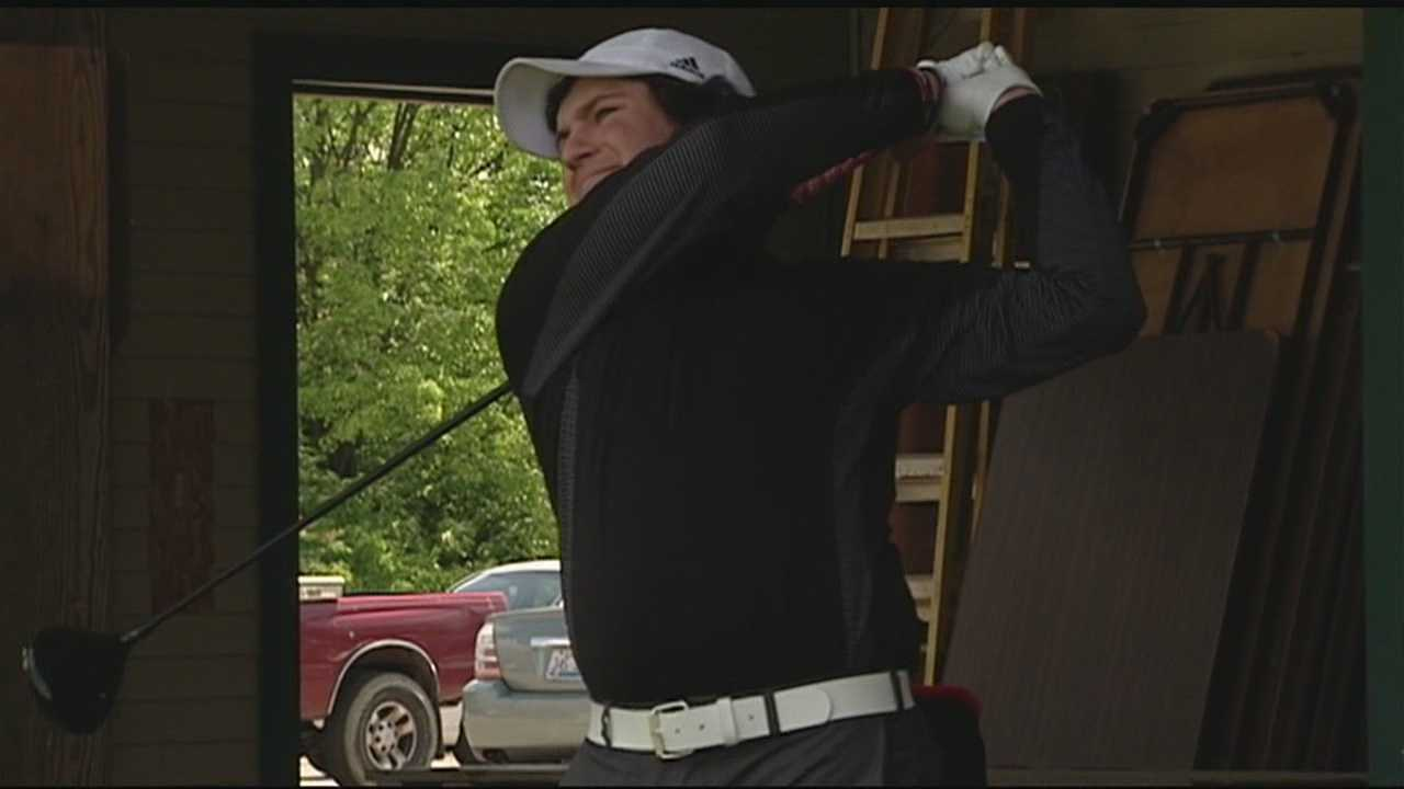 David Tepe is the first University of Cincinnati golfer to make the NCAA tournament since 1974.