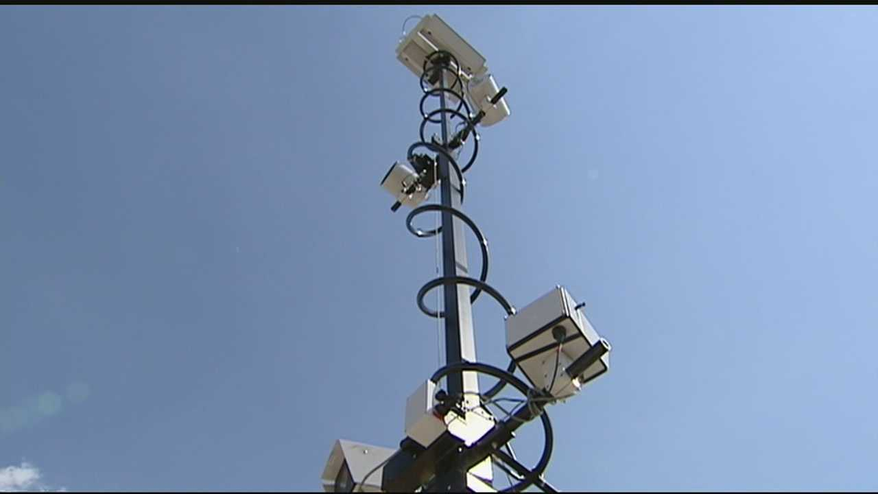 Elmwood Place speed cameras back on, but why?