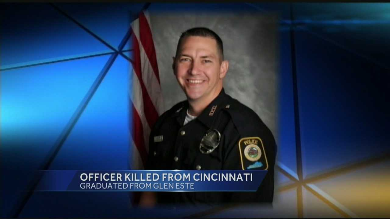 Parts of Clermont County are in mourning after hearing that their friend was killed in the line of duty.