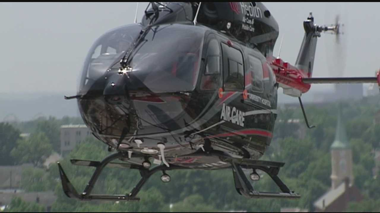 Local flight crews are checking their own safety procedures after a medical helicopter killed three crew members in an eastern Kentucky crash Thursday night.