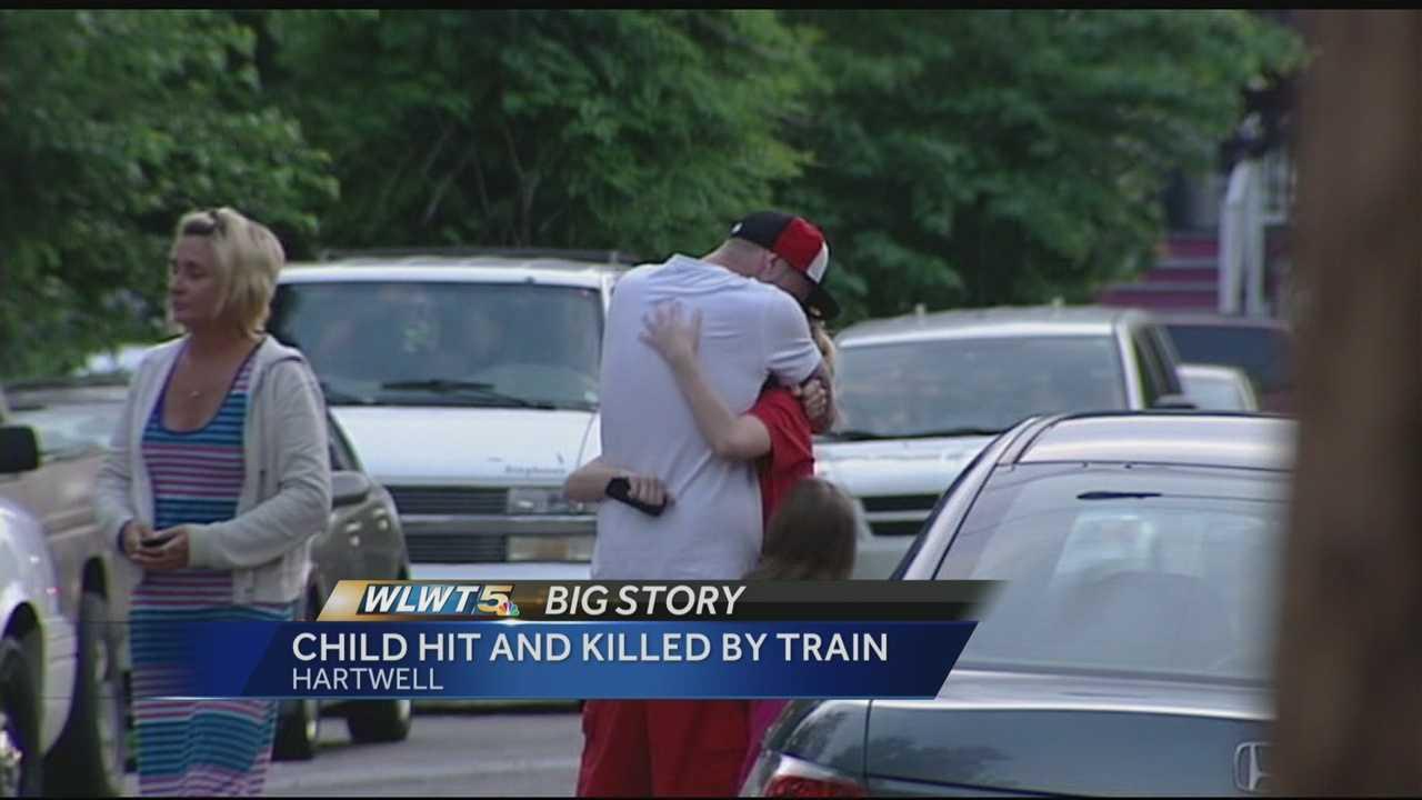 Teen struck, killed by train