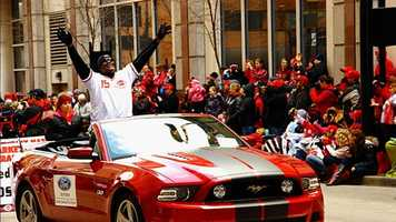 4. Go to the Findlay Market Opening Day Parade and see a Reds win at Great American Ball Park.