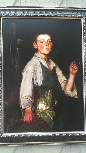 14. Visit the Taft Museum of Art to see Frank Duveneck's The Cobbler's Apprentice.