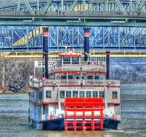 25. Attend the Tall Stacks Music, Arts, and Heritage Festival on the banks of the Ohio River.