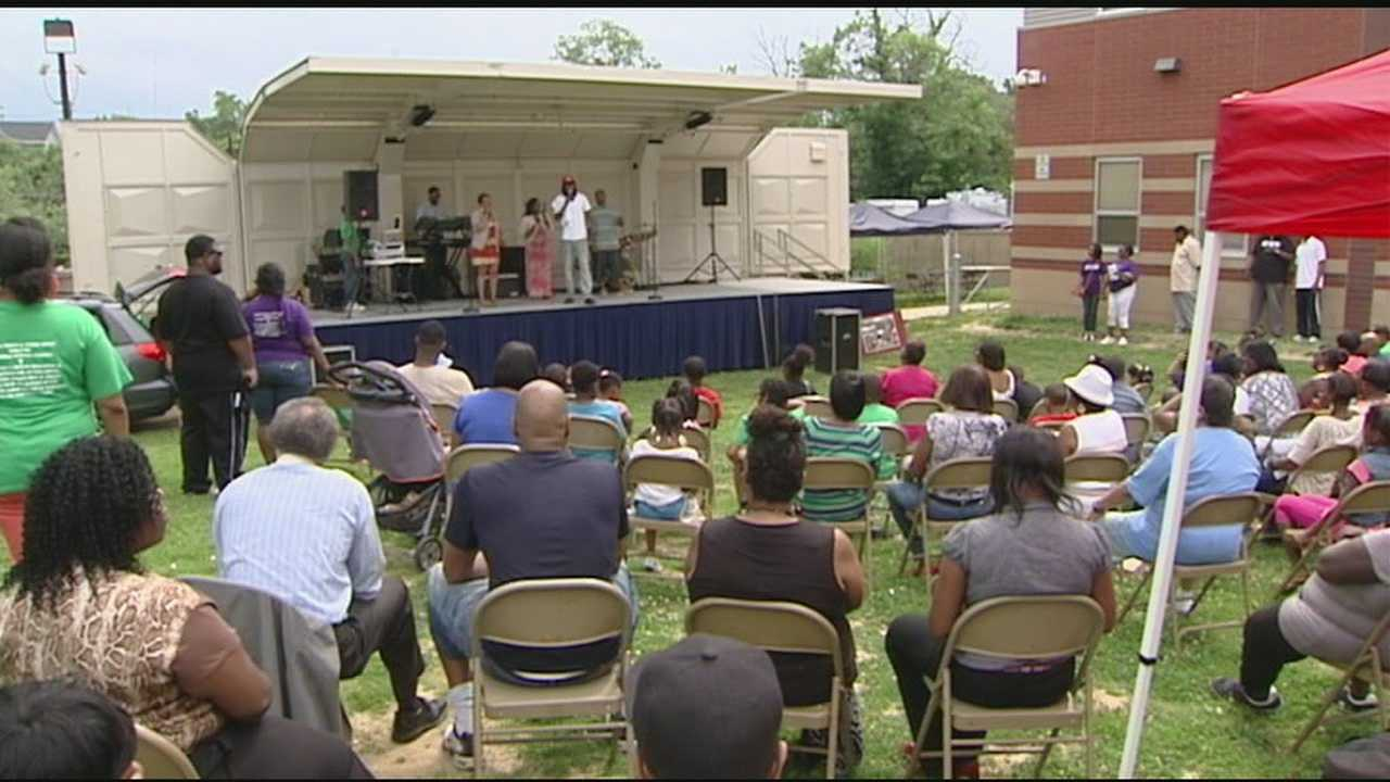 After several Cincinnati shootings, community leaders are organizing to stop the violence.
