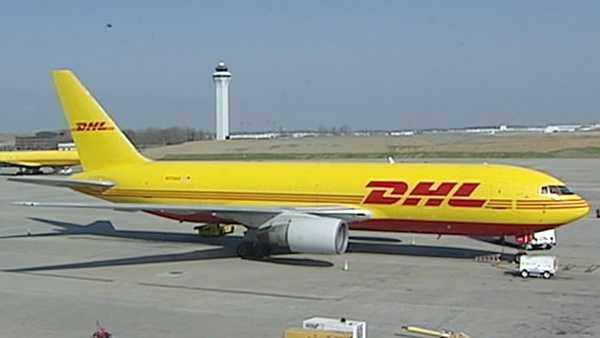 DHL to cut ribbon on $105M expansion at CVG