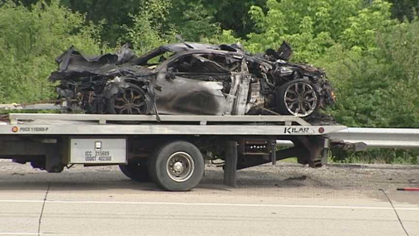 061513 car fire