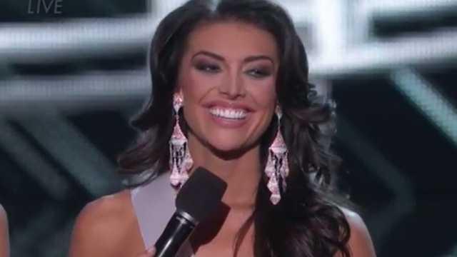 Pageant Blunders - Miss Utah education