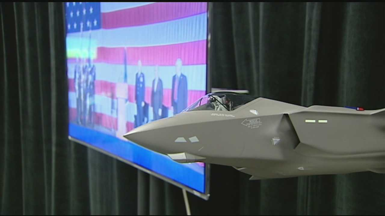 An Ohio company is expanding its facility in preparation for an increase in production of the F-35 Lightning II Fighter jet, the latest in military defense technology.