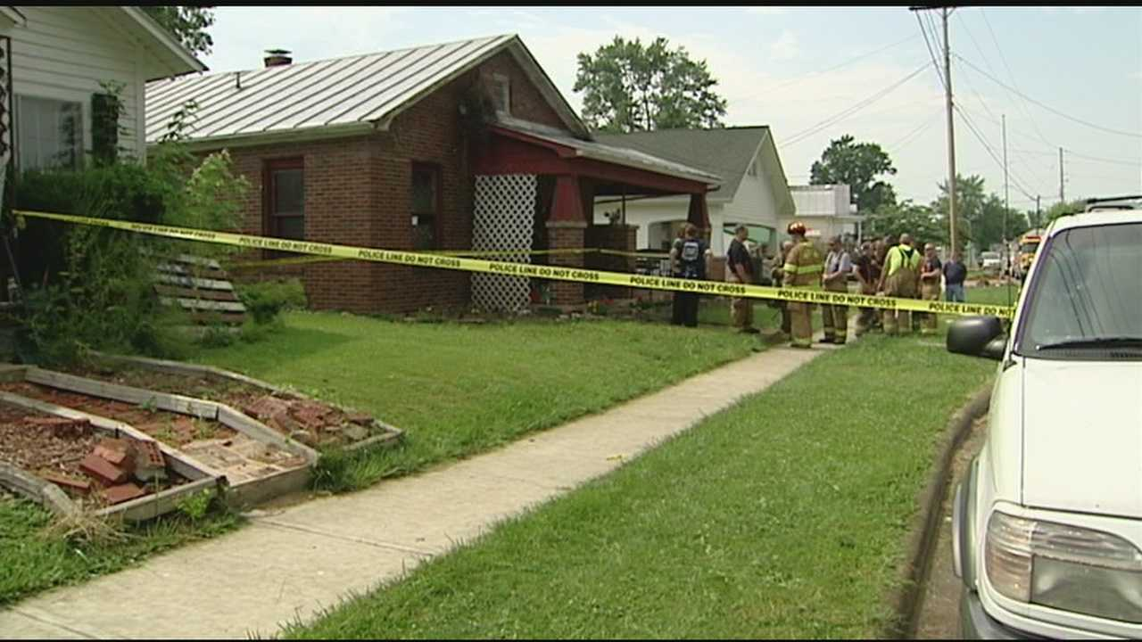 Two people are dead after a house fire in Adams County.