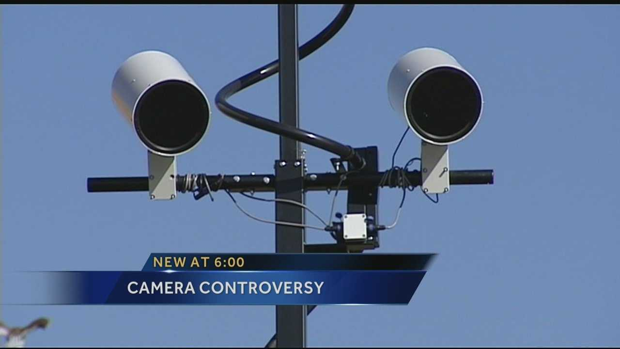 House bill banning traffic cameras on fast-track for approval