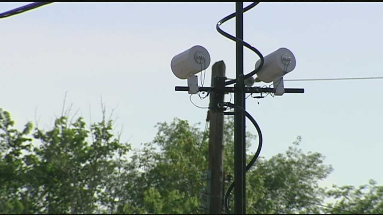 One couple said they received five tickets from speed cameras in New Miami.