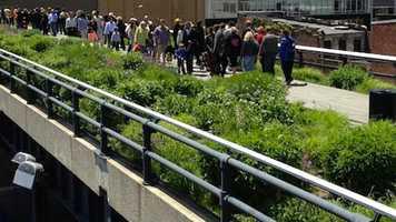 3. High Line in New York City, New York