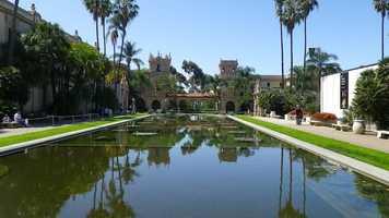 5. Balboa Park in San Diego, California