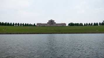 10. Forest Park in St. Louis, Missouri