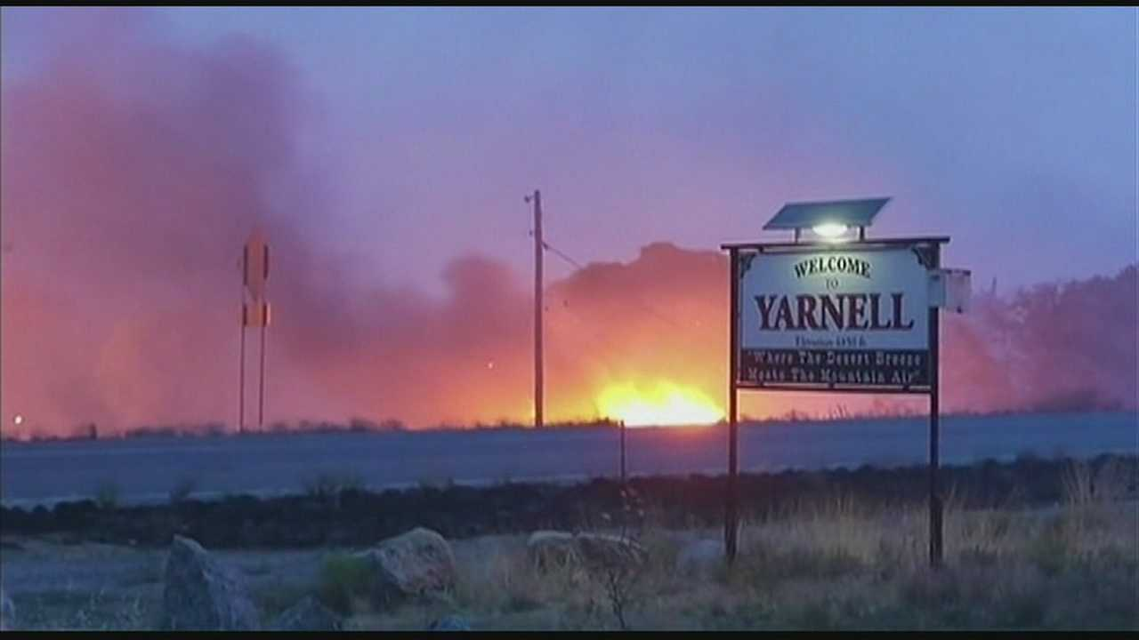 Local firefighters mourn 'hotshots' killed in Ariz. wildfire