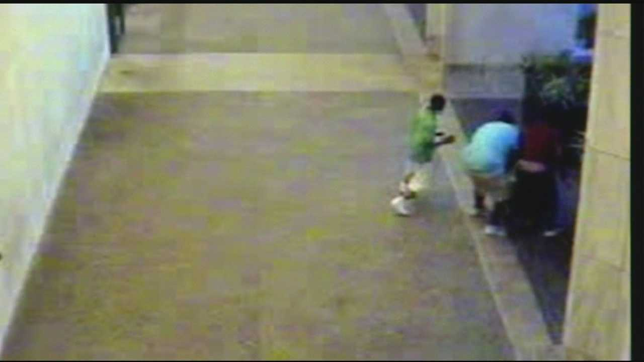 Video shows pair of brutal downtown beatings