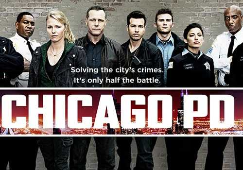 Chicago PD: On WEDNESDAYS at 10:00 pm. District 21 of the Chicago Police Department is made up of two distinctly different groups. There are the uniformed cops who patrol the beat and go head-to-head with the city's street crimes. And there's the Intelligence Unit, the team that combats the city's major offenses - organized crime, drug trafficking, high profile murders and beyond.Cast: Jason Beghe, Jon Seda, Melissa Sagemiller, Tania Raymonde, Scott Eastwood, LaRoyce Hawkins, Mykelti Williamson, and J.B. Smoove.