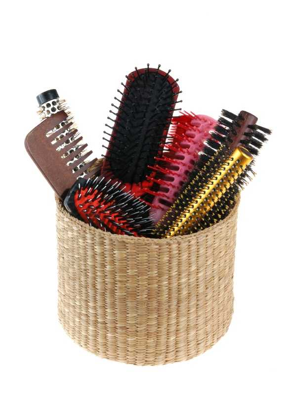 Brush or comb: Keep your child looking well-kept at school -- especially after phy-ed -- by sending them to school with a brush or a comb they can keep in their desk or locker.