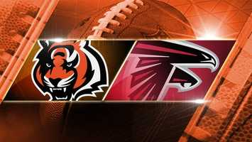 BENGALS WIN 34-10. Preseason game 1: Bengals at Falcons: The Bengals play their first preseason game on Thursday, Aug. 8 at 8 p.m. in Atlanta on right here on WLWT.