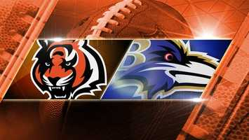 BENGALS LOSE in OT 17-20. Week 10: Bengals at Ravens: The Bengals take on the Ravens on Sunday, Nov. 10 at 1 p.m. in Baltimore.