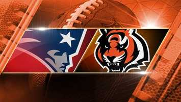 BENGALS WIN 13-6. Week 5: Patriots at Bengals: The New England Patriots come to Cincinnati to play the Bengals on Sunday, Oct. 6 at 1 p.m. at Paul Brown Stadium.