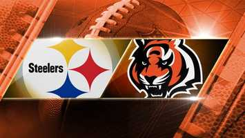 BENGALS WIN 20-10. Week 2: Steelers at Bengals: The Bengals play their first home game of the regular season against the Steelers on Monday, Sept. 16 at 8:40 p.m. on WLWT.