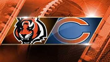 BENGALS LOSE 21-24. Week 1: Bengals at Bears: The Bengals play Chicago in their first game of the regular season on Sunday, Sept. 8 at 1 p.m. at Soldier Field.