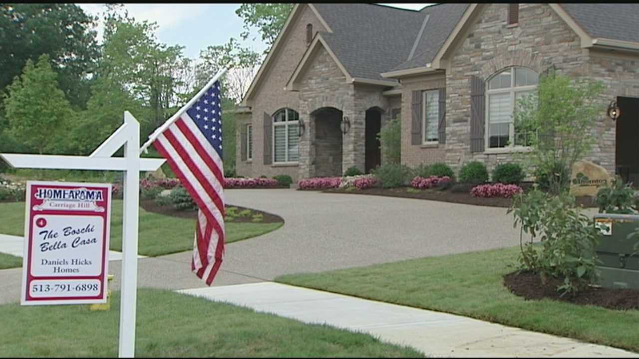 This year's Homearama will show off new homes in the Carriage Hill neighborhood of Liberty Township.